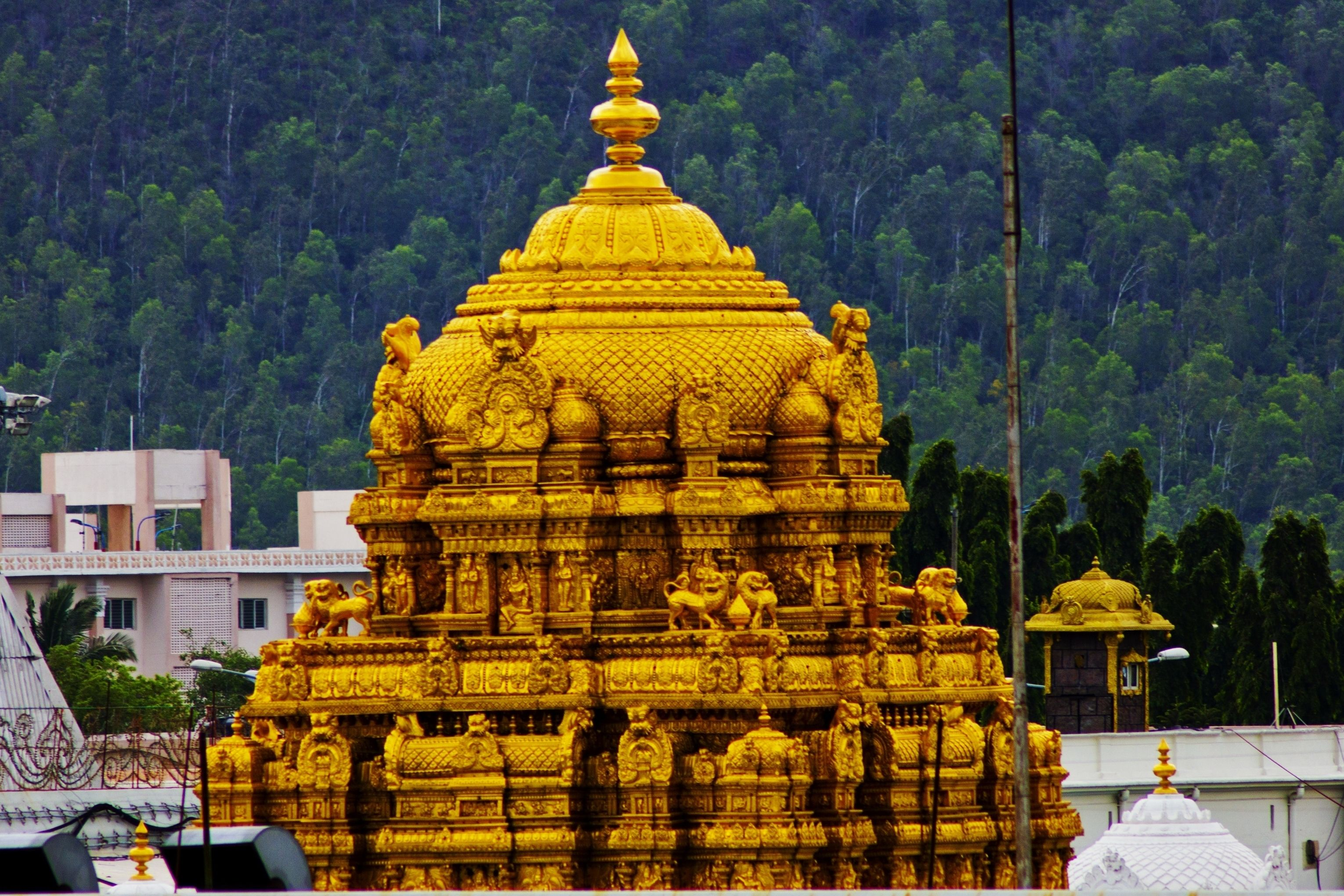 Tirumala Tirupathi (TTD) Darshan Ticket booking