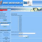 BSNL BBService (bbservice.bsnl.in) to check Broadband Usage